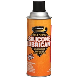 Silicone Lubricant Johnsens 4603 Bowes Ch 4603 10oz Can