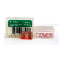 Littelfuse ATO 4 5pack