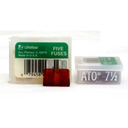 Littelfuse ATO 7.5 5pack