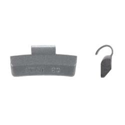 Iawz Type Zinc Clip On Wheel Weight Coated 60g Bowes Ww