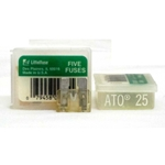 Littelfuse ATO 25 5pack