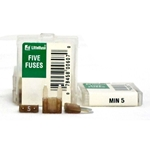 Littelfuse Mini 5 pack