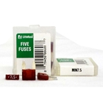 Littelfuse Mini 7.5 pack